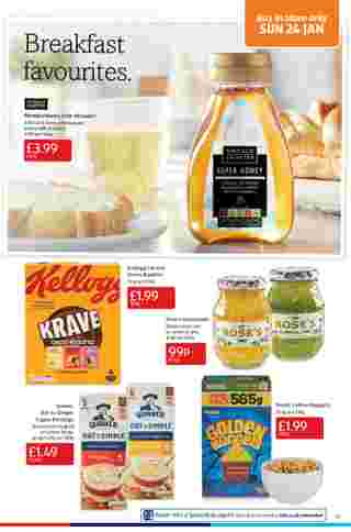 Aldi UK - deals are valid from 18.01.2021 to 24.01.2021 - page 13.