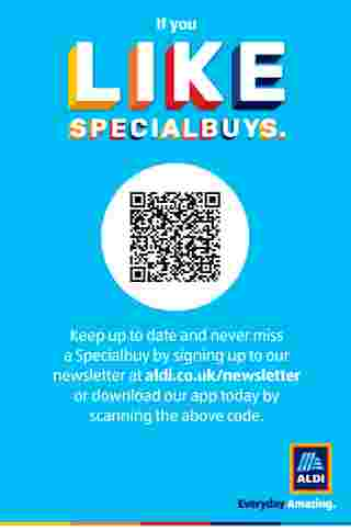 Aldi UK - deals are valid from 18.01.2021 to 24.01.2021 - page 21.