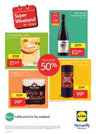 Lidl - promo starting from 27.06.2019 to 03.07.2019 - page 24.