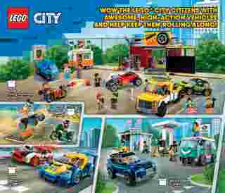 Lego - deals are valid from 01.06.2020 to 31.12.2020 - page 58.