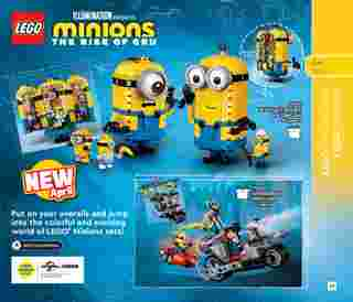 Lego - deals are valid from 01.06.2020 to 31.12.2020 - page 65.