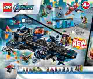 Lego - deals are valid from 01.06.2020 to 31.12.2020 - page 66.