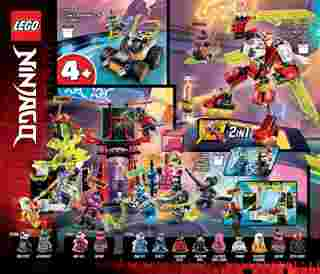 Lego - deals are valid from 01.06.2020 to 31.12.2020 - page 84.