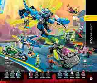 Lego - deals are valid from 01.06.2020 to 31.12.2020 - page 85.