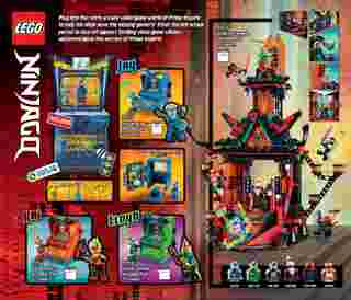 Lego - deals are valid from 01.06.2020 to 31.12.2020 - page 86.