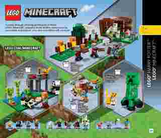 Lego - deals are valid from 01.06.2020 to 31.12.2020 - page 89.