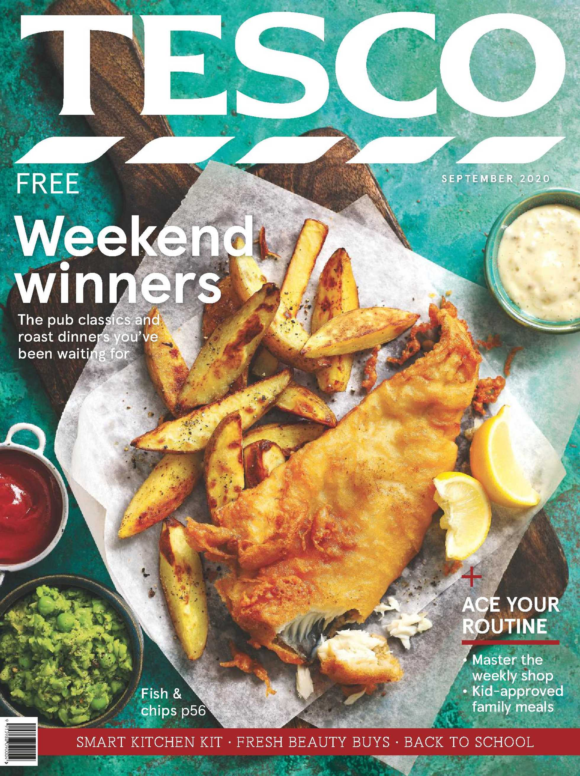 Tesco - deals are valid from 01.09.2020 to 30.09.2020 - page 1.