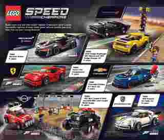 Lego - deals are valid from 01.01.2020 to 31.05.2020 - page 74.