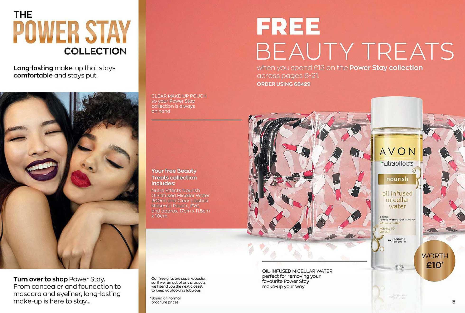 Avon - deals are valid from 01.09.2020 to 30.09.2020 - page 3.