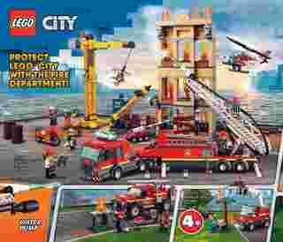Lego - deals are valid from 01.01.2020 to 31.05.2020 - page 52.