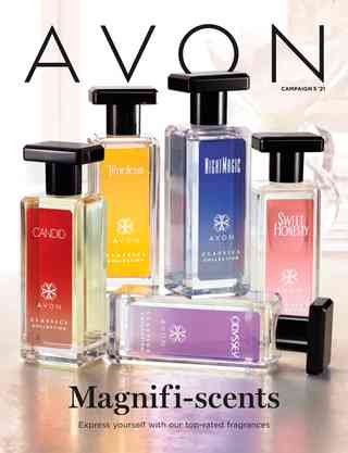 Promo from Avon valid from 02-02-2021 to 28-02-2021