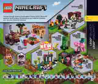 Lego - deals are valid from 01.01.2020 to 31.05.2020 - page 85.