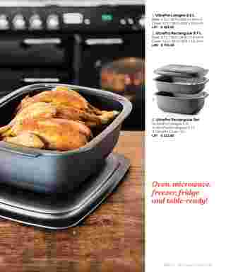 Tupperware - promo starting from 24.09.2019 to 29.02.2020 - page 27.
