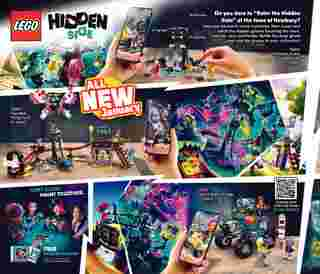 Lego - deals are valid from 01.01.2020 to 31.05.2020 - page 64. The offers include: box, toy, battery