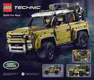 Lego - deals are valid from 01.01.2020 to 31.05.2020 - page 92.
