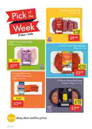 Lidl - promo starting from 27.06.2019 to 03.07.2019 - page 23.